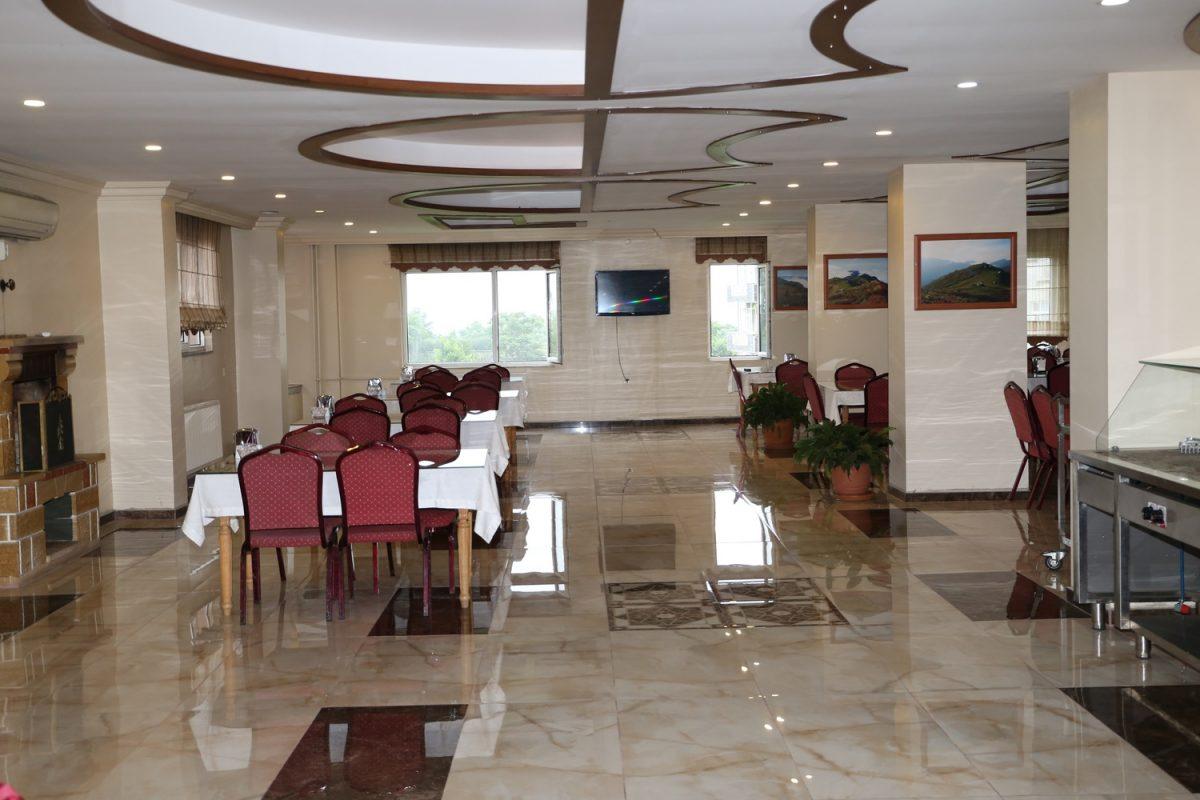 Yemek Salonu & Açık Büfe